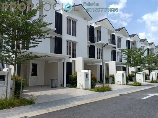 Link For Rent in Emerald Bay, Puteri Harbour Freehold Semi Furnished 4R/6B 6.5k