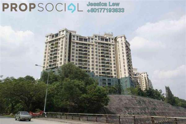 Condominium For Sale in Impian Heights, Bandar Puchong Jaya Freehold Fully Furnished 3R/2B 355k