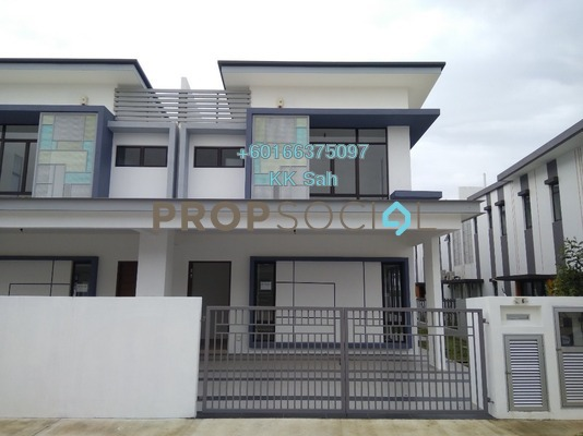 Semi-Detached For Sale in Setia EcoHill 2, Semenyih Freehold Unfurnished 4R/4B 688k
