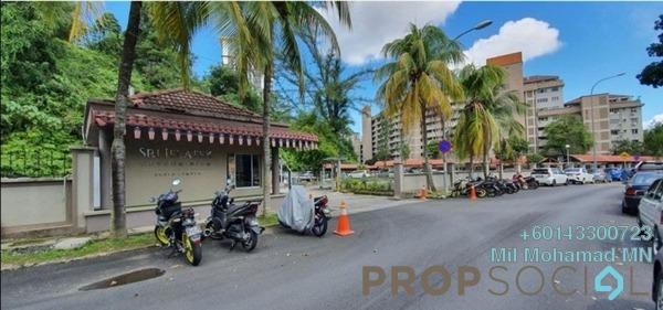 Condominium For Rent in Sri Jelatek, Wangsa Maju Freehold Fully Furnished 4R/3B 1.8k