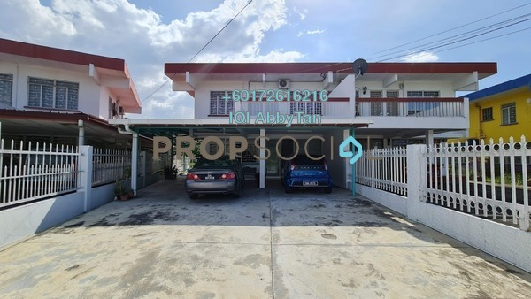 Semi-Detached For Rent in Taman Fortuna 1, Kota Kinabalu Freehold Fully Furnished 7R/4B 3.8k