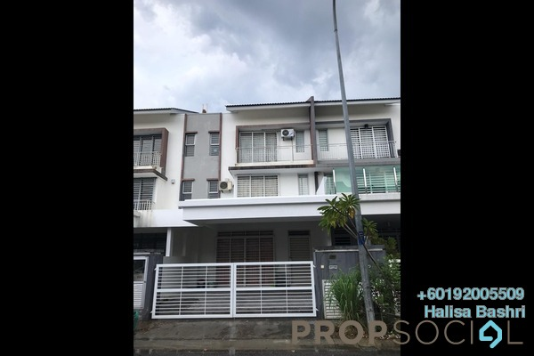Terrace For Sale in Kepayang Residence, Taman Bukit Kepayang Freehold Unfurnished 4R/4B 599k