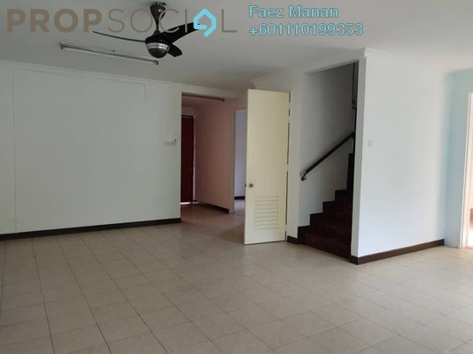 Townhouse For Rent in Cyberia SmartHomes, Cyberjaya Freehold Unfurnished 4R/3B 1.2k