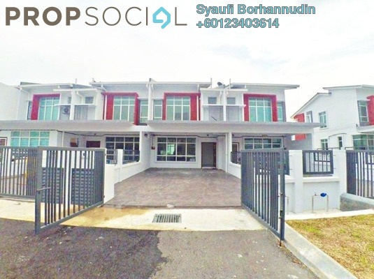 Terrace For Sale in Maplé, Hillpark Freehold Unfurnished 4R/3B 569k