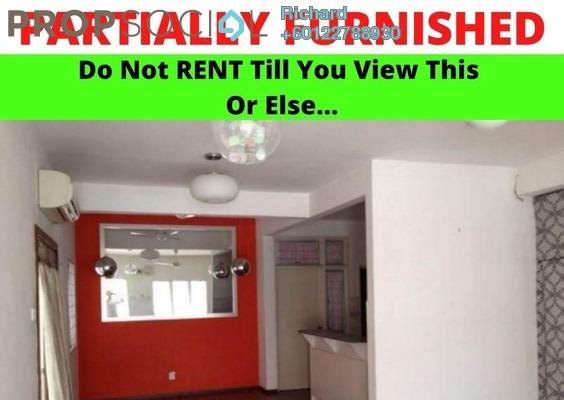 Semi-Detached For Rent in Setia Impian, Setia Alam Freehold Semi Furnished 3R/3B 1.5k