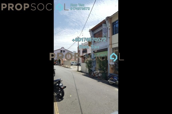 Terrace For Sale in Lebuh Pasar, Georgetown Freehold Fully Furnished 2R/3B 1.7m