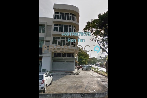 Shop For Sale in Jalan Perak, Georgetown Freehold Unfurnished 0R/4B 6m