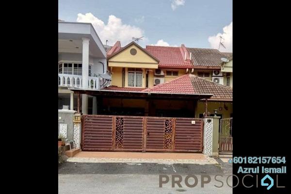 Terrace For Sale in Taman Subang Murni, Subang Freehold Semi Furnished 4R/3B 650k