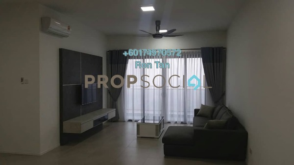 Condominium For Sale in Mira Residence, Tanjung Bungah Freehold Fully Furnished 4R/3B 1.35m