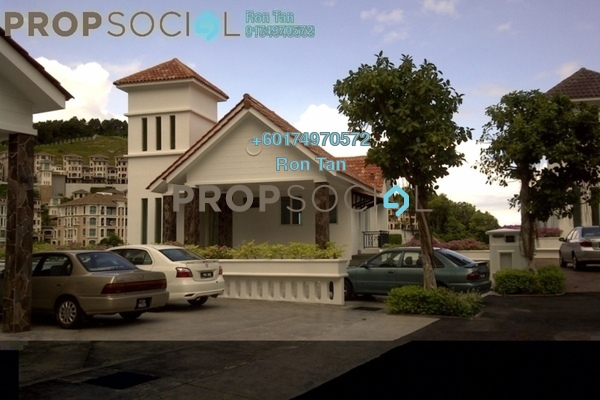 Bungalow For Sale in Hilltop Villas, Batu Ferringhi Freehold Unfurnished 6R/6B 5.5m