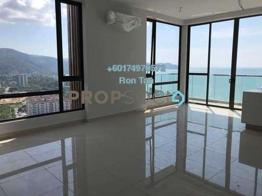 Condominium For Sale in The Marin, Batu Ferringhi Freehold Semi Furnished 3R/3B 1.65m