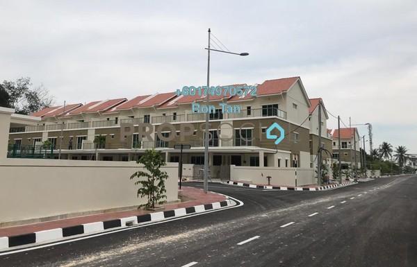 Terrace For Sale in Rena Park, Balik Pulau Freehold Unfurnished 5R/4B 818k