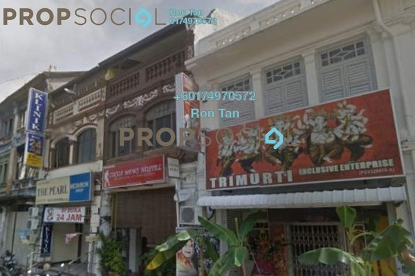 Shop For Sale in Lebuh King, Georgetown Freehold Unfurnished 10R/10B 2.88m