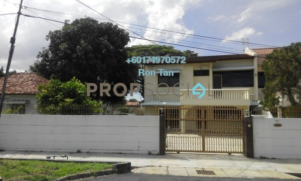 Semi-Detached For Sale in Jalan Pinhorn, Georgetown Freehold Unfurnished 4R/3B 2.5m