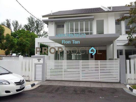 Terrace For Sale in Sunway Aspera, Teluk Kumbar Freehold Unfurnished 4R/3B 920k