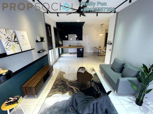 Condominium For Sale in Elevia Residences, Bandar Puchong Utama Freehold Fully Furnished 3R/3B 585k