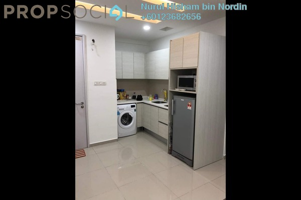 Condominium For Rent in i-City, Shah Alam Freehold Fully Furnished 2R/1B 1.5k