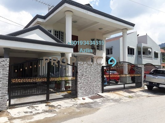 Bungalow For Sale in Kepong Ulu, Kepong Freehold Semi Furnished 5R/4B 970k