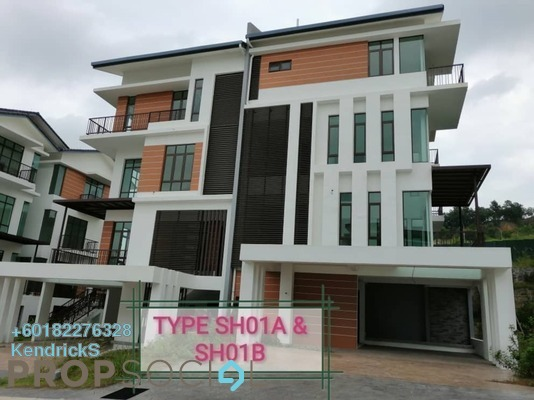 Semi-Detached For Sale in Kingsley Hills, Putra Heights Freehold Unfurnished 6R/7B 2.2m