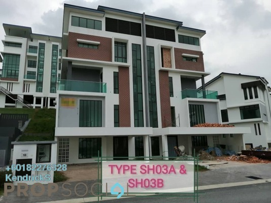 Semi-Detached For Sale in Kingsley Hills, Putra Heights Freehold Unfurnished 5R/6B 2.6m