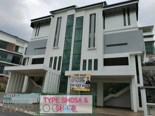 Semi-Detached For Sale in Kingsley Hills, Putra Heights Freehold Unfurnished 5R/6B 2.35m