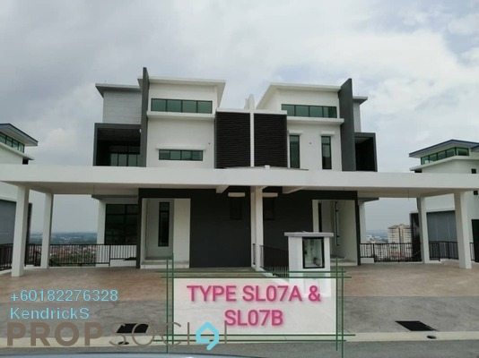 Semi-Detached For Sale in Kingsley Hills, Putra Heights Freehold Unfurnished 7R/8B 2.5m