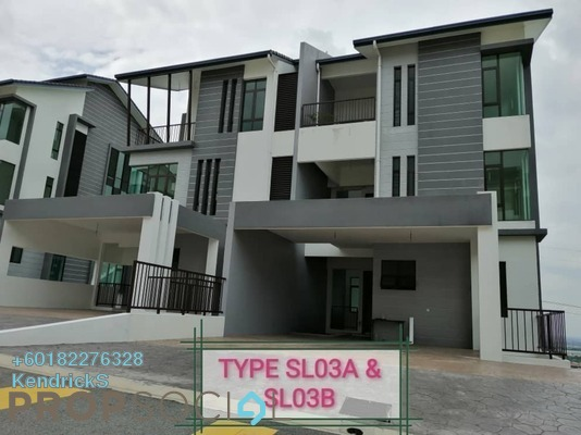 Semi-Detached For Sale in Kingsley Hills, Putra Heights Freehold Unfurnished 7R/6B 2.65m