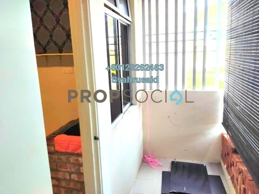 Apartment For Sale in Garden Villa Apartment, Seremban Freehold Semi Furnished 3R/2B 265k