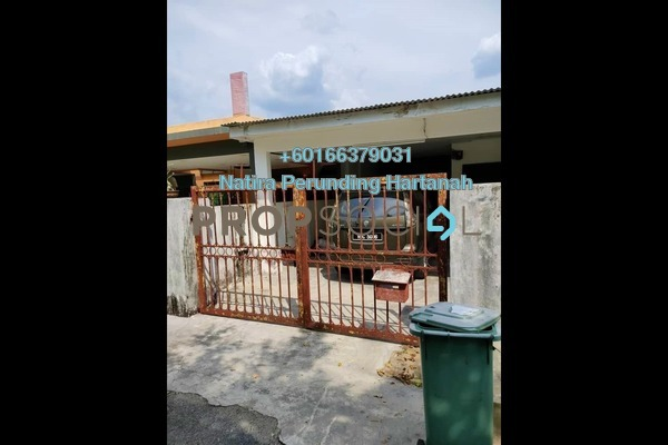 Terrace For Sale in Taman Setapak, Setapak Freehold Semi Furnished 3R/2B 630k