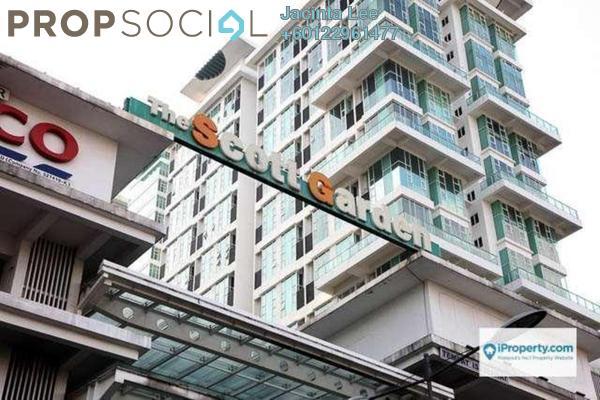 SoHo/Studio For Sale in The Scott Soho, Old Klang Road Freehold Semi Furnished 1R/2B 340k