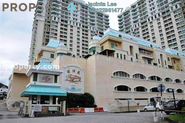 Condominium For Sale in Tanjung Park, Tanjung Tokong Freehold Semi Furnished 3R/2B 401k