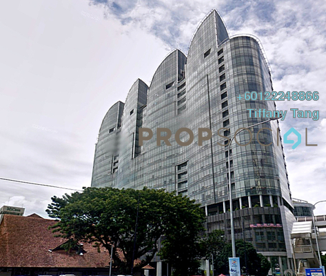 Office For Rent in The Icon, KLCC Freehold Fully Furnished 0R/0B 20k