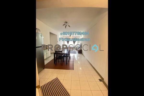 Apartment For Sale in D'Shire Villa, Kota Damansara Freehold Semi Furnished 3R/2B 390k