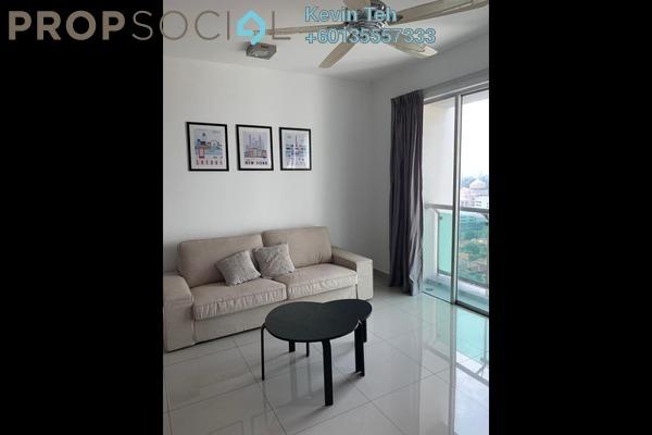 Condominium For Rent in Solaris Dutamas, Dutamas Freehold Fully Furnished 1R/1B 2.5k