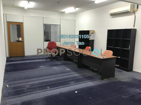 Office For Rent in Taman Puncak Kinrara, Bandar Kinrara Freehold Semi Furnished 4R/2B 1.25k