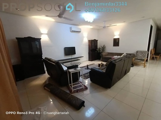Terrace For Rent in Temasya Sinar, Temasya Glenmarie Freehold Fully Furnished 4R/6B 6k