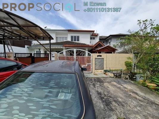 Terrace For Sale in Taman Bukit Jaya, Bukit Antarabangsa Freehold Semi Furnished 5R/3B 680k