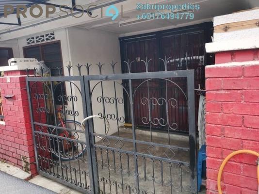 Terrace For Sale in Desa Tun Razak, Bandar Tun Razak Freehold Unfurnished 3R/2B 380k