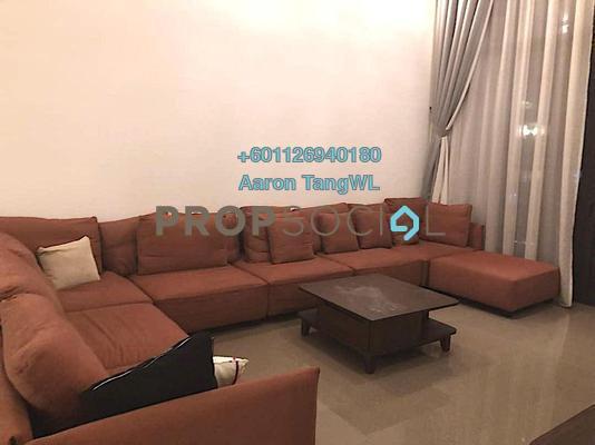 Condominium For Sale in Azelia Residence, Bandar Sri Damansara Freehold Semi Furnished 3R/2B 950k