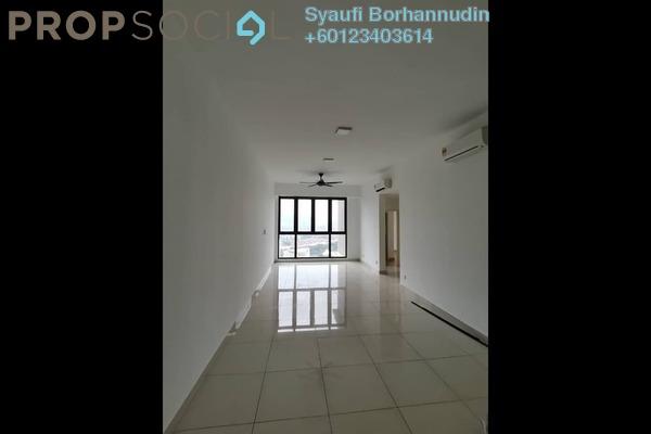 Serviced Residence For Sale in Shamelin Star Serviced Residences, Cheras Freehold Semi Furnished 3R/2B 598k