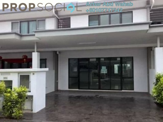 Terrace For Sale in Ken Rimba, Shah Alam Freehold Unfurnished 4R/3B 685k