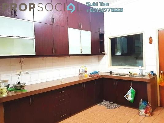 Terrace For Sale in Taman Tasik Indah, Jalan Ipoh Freehold Semi Furnished 5R/6B 1.16m