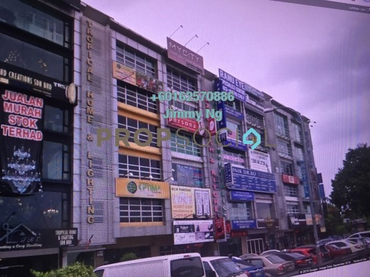 Shop For Sale in Taman Perindustrian Pusat Bandar Puchong, Puchong Freehold Semi Furnished 0R/0B 6m