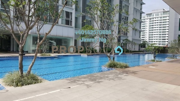 Serviced Residence For Sale in M Suites, Ampang Hilir Freehold Fully Furnished 1R/1B 580k