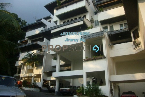 Apartment For Sale in Desa Ukay, Ukay Freehold Semi Furnished 3R/3B 625k