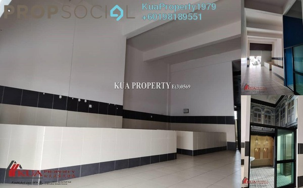 Shop For Rent in Stutong Parade Commercial Centre, Kuching Freehold Unfurnished 0R/0B 2.5k