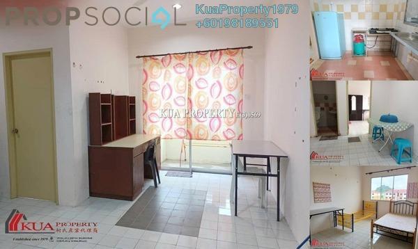 Apartment For Rent in Vista Ilmu, Kota Samarahan Freehold Fully Furnished 3R/2B 700translationmissing:en.pricing.unit
