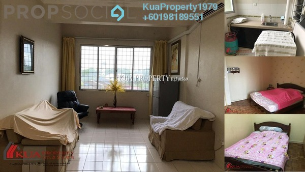 Condominium For Rent in Floridale Condominium, Kuching Freehold Fully Furnished 3R/2B 1.3k