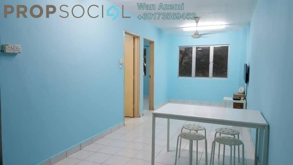 Apartment For Sale in Flora Damansara, Damansara Perdana Freehold Semi Furnished 3R/2B 185k