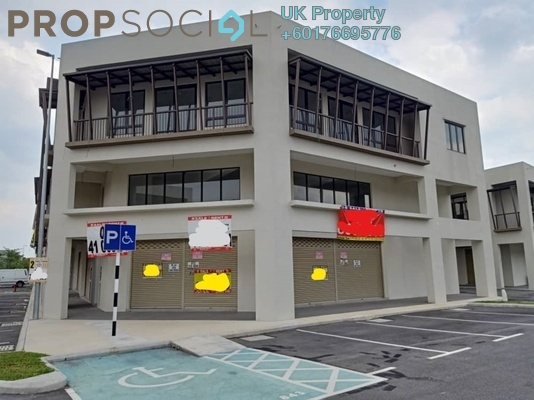 Shop For Rent in Sinaria, Tropicana Aman Freehold Unfurnished 0R/2B 2k